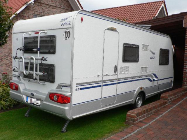 Wohnwagen Wilk Etagenbett : Купить прицеп дачу wilk wohnwagen s dm etagenbett