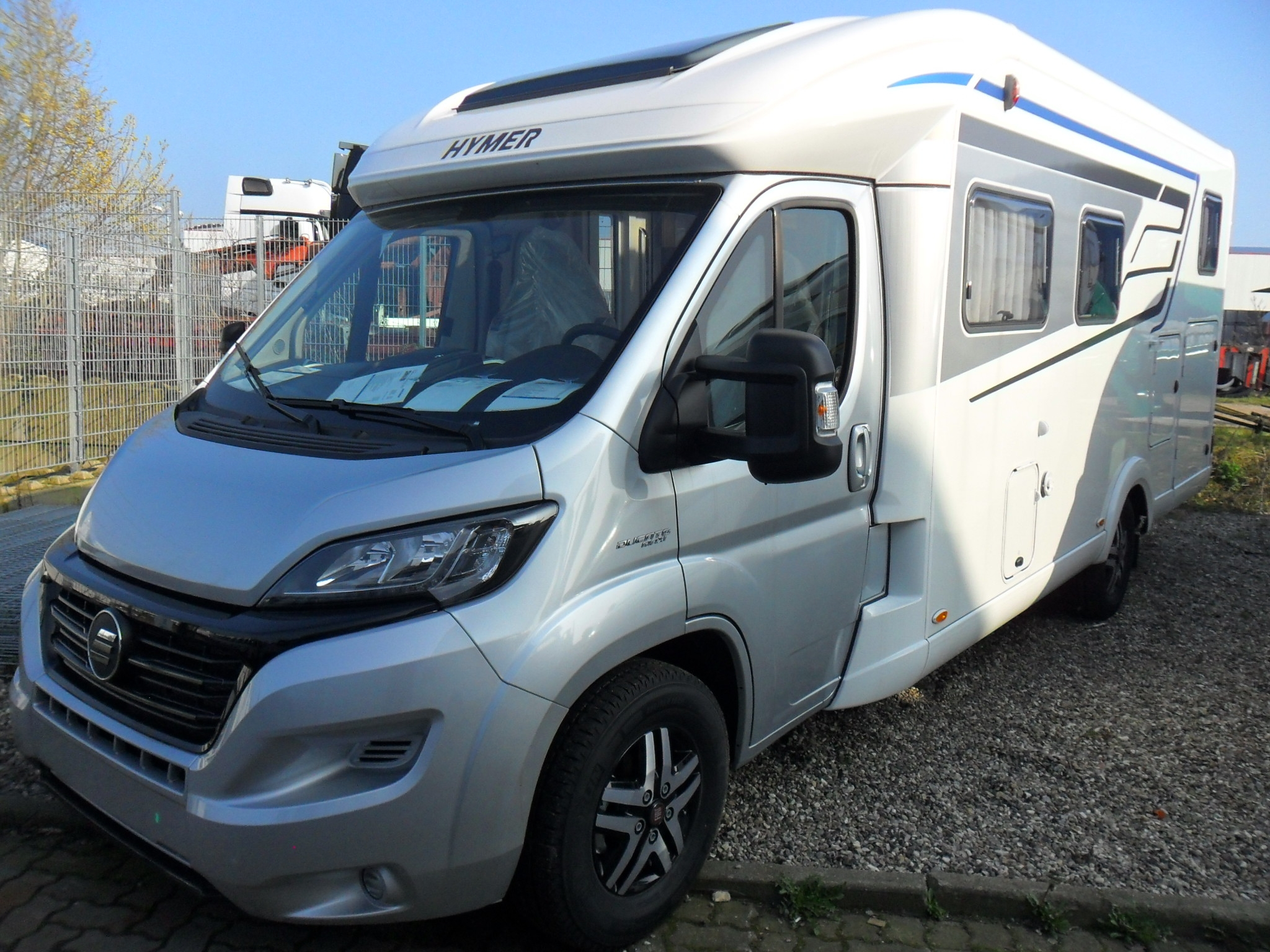 Hymer T-CL 678 Tramp Ambition