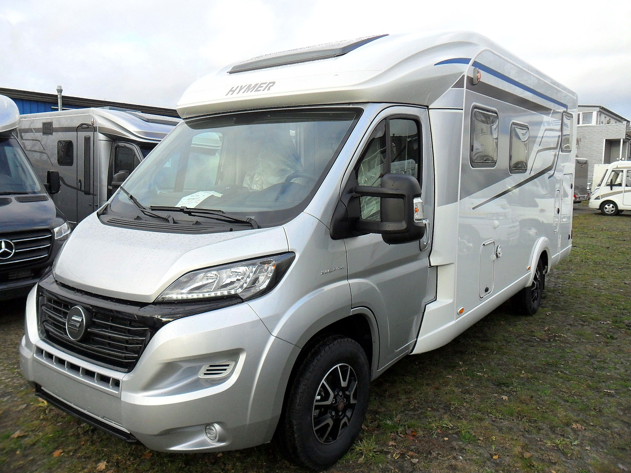 Hymer T-GL 578 Tramp Ambition